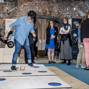 The Ball Game – Pilot / Beyond Icons at Koldinghus 2017